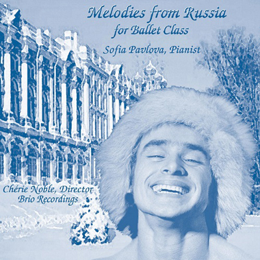 Brio Recordings MELODIES FROM RUSSIA