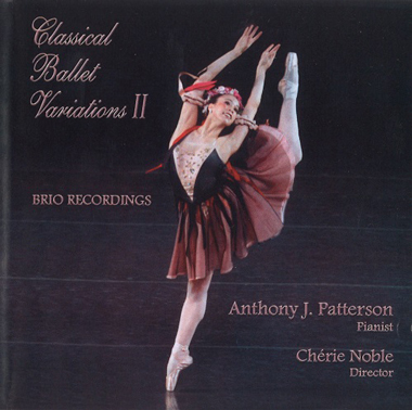 Brio Recordings20. CLASSICAL BALLET VARIATIONS 2