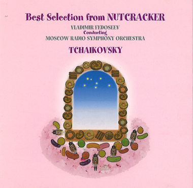TACT BEST SELECTION FROM NUTCRACKER